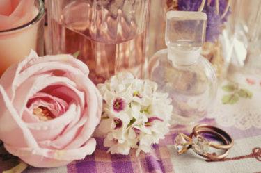 香水の香りの変化と香水の使い道