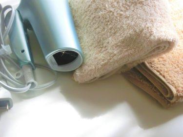 寝癖がつく原因と寝癖を予防する髪の乾かし方