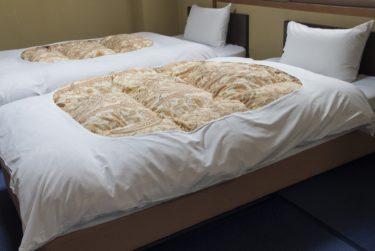 寝具にお金をかけて睡眠不足を解消