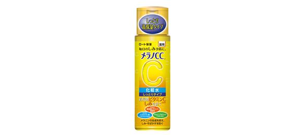 メラノcc 薬用しみ対策 美白化粧水 しっとりタイプ